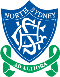 North Sydney Girls High School logo